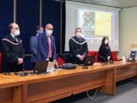 All'Università di Salerno tornano le prime sedute di laurea in presenza dopo l'emergenza Coronavirus