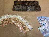 22enne sorpresa con 2 kg di hashish nascosti nelle portiere dell'auto. Arrestata dai Carabinieri a Potenza