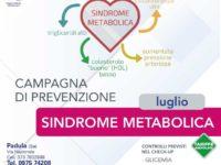 Al Centro Analisi Biochimica campagna di prevenzione dedicata alla Sindrome Metabolica