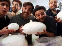 Casa Surace testimonial degli spot per sostenere i consumi di Mozzarella di Bufala Campana Dop