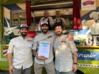 "Al food truck valdianese CiVá il Premio speciale ""Best Street Food on the Road"" di Gambero Rosso"