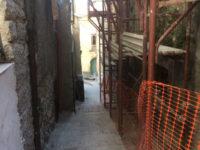 """""""Cantiere edile limita gli accessi nella mia abitazione"""". Ad Ottati scatta l'esposto di un cittadino"""