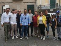 #stopcartelle,#stopvitalizi,#stopclandestini.L'europarlamentare Vuolo nel Salernitano per la raccolta firme