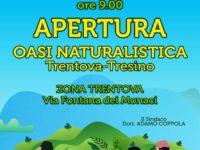 Ad Agropoli domani inaugurazione degli antichi sentieri dell'Area naturalistica di Trentova-Tresino