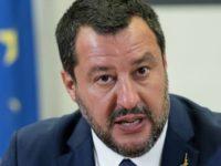 """In Basilicata 36 migranti positivi al Covid-19.Attacco di Salvini:""""Questo Governo mette in pericolo l'Italia"""""""
