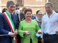 """Il Ministro Teresa Bellanova a Sassano. """"Grazie all'agroalimentare non ci siamo inginocchiati al Coronavirus"""""""