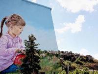 """""""I muri della Legalità"""". Domani a Vietri di Potenza inaugurazione del murale dell'artista Attorep"""