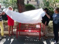 Violenza di genere. All'Università di Potenza una panchina rossa per sensibilizzare gli studenti