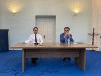 Emergenza Covid e fondi alle ex Zone Rosse. L'on. Piero De Luca a Sala Consilina per illustrare l'emendamento