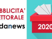 ELEZIONI 2020, PUBBLICITÀ ELETTORALE SU ONDANEWS
