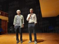 """Sergio Rubini ospite a Sassano per una Masterclass di recitazione. """"Sarò un collega, non un maestro"""""""