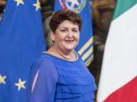 Il ministro Teresa Bellanova a Sassano il 31 luglio per l'inaugurazione della nuova Aula Consiliare