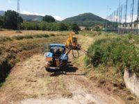 Consorzio di Bonifica. Cantieri su tutto il Vallo di Diano per il miglioramento della rete idraulica