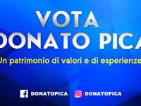 Elezioni Regionali 2020: DONATO PICA – Noi Campani con De Luca