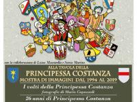 """Teggiano: questa sera inaugurazione della mostra """"Immagini di una Festa"""" dedicata alla Principessa Costanza"""