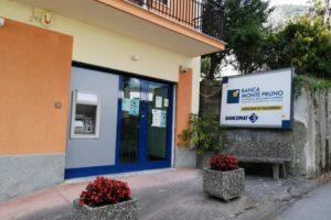 Monte San Giacomo: la Banca Monte Pruno effettua il restyling dell'ufficio di tesoreria del Comune