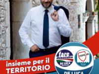 Elezioni Regionali 2020: CORRADO MATERA – Popolari-Fare Democratico a sostegno di De Luca