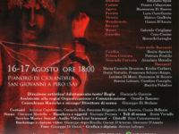 """Il 16 e 17 agosto in scena a San Giovanni a Piro il """"Dionysos"""" dell'Associazione culturale Skenai"""