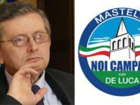 """Donato Pica si candida alle Elezioni Regionali nella lista """"Noi Campani con De Luca"""" al fianco di Mastella"""