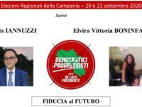 Elezioni regionali. Questa sera ad Auletta chiusura della campagna elettorale di Iannuzzi e Boninfante