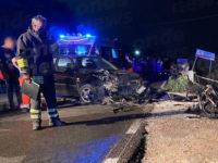 Incidente ad Atena Lucana.Conducente dell'auto indagata per omicidio stradale dopo la morte di Antonio Zienna