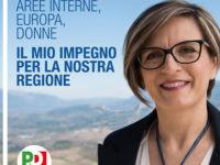 """Regionali 2020. Margherita Siani:""""Sono qui per restare, con il mio linguaggio fatto di realtà e di concretezza"""""""