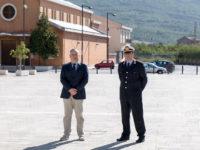 Polla: dopo 8 anni si insedia il nuovo Comandante della Polizia Municipale. L'incarico va ad Andrea Santoro