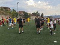 """Sporting Sala Consilina. Presentata la nuova scuola calcio post lockdown, Detta:""""Lavoreremo in sicurezza"""""""