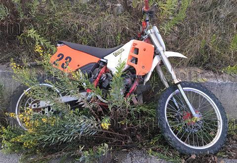 Schianto fatale in moto a Torre Orsaia. Centauro perde la vita