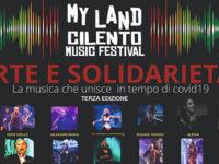 """Agropoli: domani l'evento """"Arte e solidarietà – La musica che unisce in tempo di Covid-19"""""""