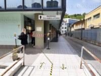 Dopo la scoperta di un infermiere positivo al Covid il 28 settembre riapre il Poliambulatorio a Potenza