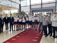 Sala Consilina: alla DFL presentata la O.ME.P.S. BricUp Battipaglia, squadra di Basket in Serie A1 Femminile