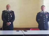 """""""Tra la gente per la gente"""". Alla Compagnia Carabinieri di Sala Consilina arriva il nuovo Capitano Cristinziano"""