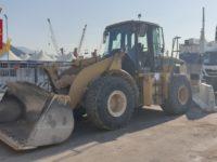 Caterpillar rubato in viaggio verso Casablanca recuperato nel Porto di Salerno