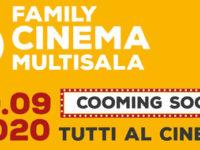 Polla: da domani riapre il Family Cinema con tantissime novità