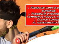 San Rufo: al Circolo Tennis Metasport prezzi vantaggiosi per prepararsi a nuove sfide