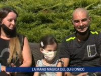 """Il Dj bionico Michele Specchiale e la sua famiglia protagonisti da Padula de """"La Vita in Diretta Estate"""""""