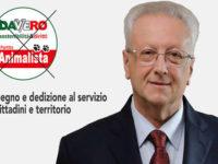 Elezioni regionali 2020. L'appello al voto del candidato del Partito Animalista Vincenzo Ferrara