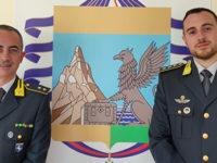Cambio al vertice della Finanza di Vallo della Lucania. Il Tenente Tufano è il nuovo Comandante