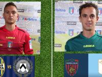 Sezione AIA di Sala Consilina. Manuel e Ivan Robilotta designati nei match del weekend in Serie A e B
