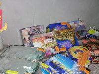 Salerno: sequestrati fuochi pirotecnici illegali in occasione della festa di San Matteo