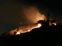 Il fuoco mette in ginocchio Salerno. In fiamme Monte Stella, Masso della Signora e Sala Abbagnano
