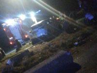 Schianto fatale sulla Provinciale 14 a Bella. Perde la vita un giovane del posto, tre persone ferite