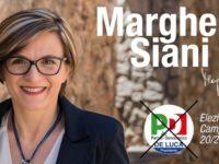 Regionali 2020. Questa sera Margherita Siani chiude la campagna elettorale con comizi a Sicignano e Contursi