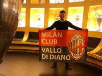 Aperte fino al 30 settembre le iscrizioni al Milan Club Vallo di Diano