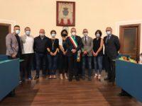 A Polla la cerimonia di proclamazione del neo eletto sindaco Massimo Loviso
