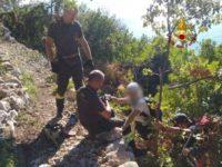 Escursionista perde l'orientamento a Maratea. Salvata dai Vigili del Fuoco
