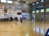 """Per lo Sporting Sala Consilina primo test amichevole a Manfredonia. Detta:""""La squadra è apparsa in salute"""""""