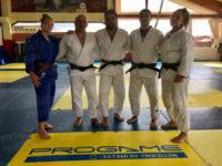 Judo. Concluso con successo lo stage alla New Kodokan di San Pietro al Tanagro con il campione Pino Maddaloni