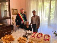 Capaccio Paestum festeggia i 100 anni di nonna Melina Bruno